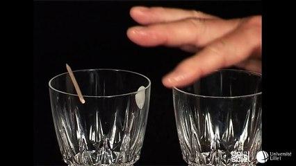 Les verres qui chantent