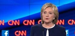 Primaire démocrate : Hillary Clinton mise en avant