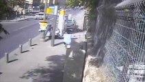 L'attaque d'un Palestinien à la voiture-bélier puis au couteau à Jérusalem