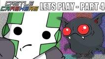 Castle Crashers - Dung Bat! (Castle Crashers Lets Play Part 4) - By J&S Games!