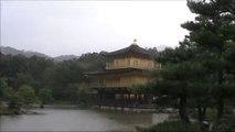 Golden Pavilion Temple, Kyoto - Japan