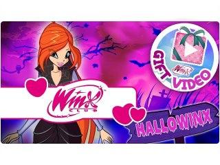 Winx Club Gift Video - Magic Halloween 2014