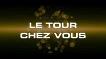 Les villes-étapes du Tour de France