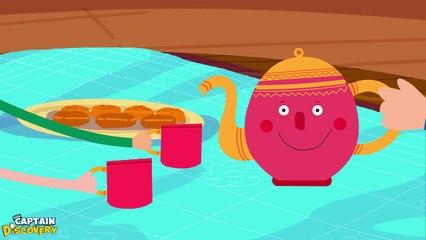 Im a Little Teapot - Nursery Rhyme