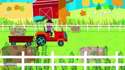 Old Macdonald had a Farm Version 1 - Nursery Rhyme