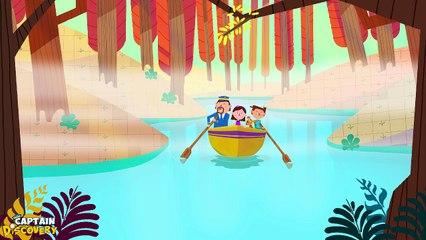 Row Row Row Your Boat - Nursery Rhyme