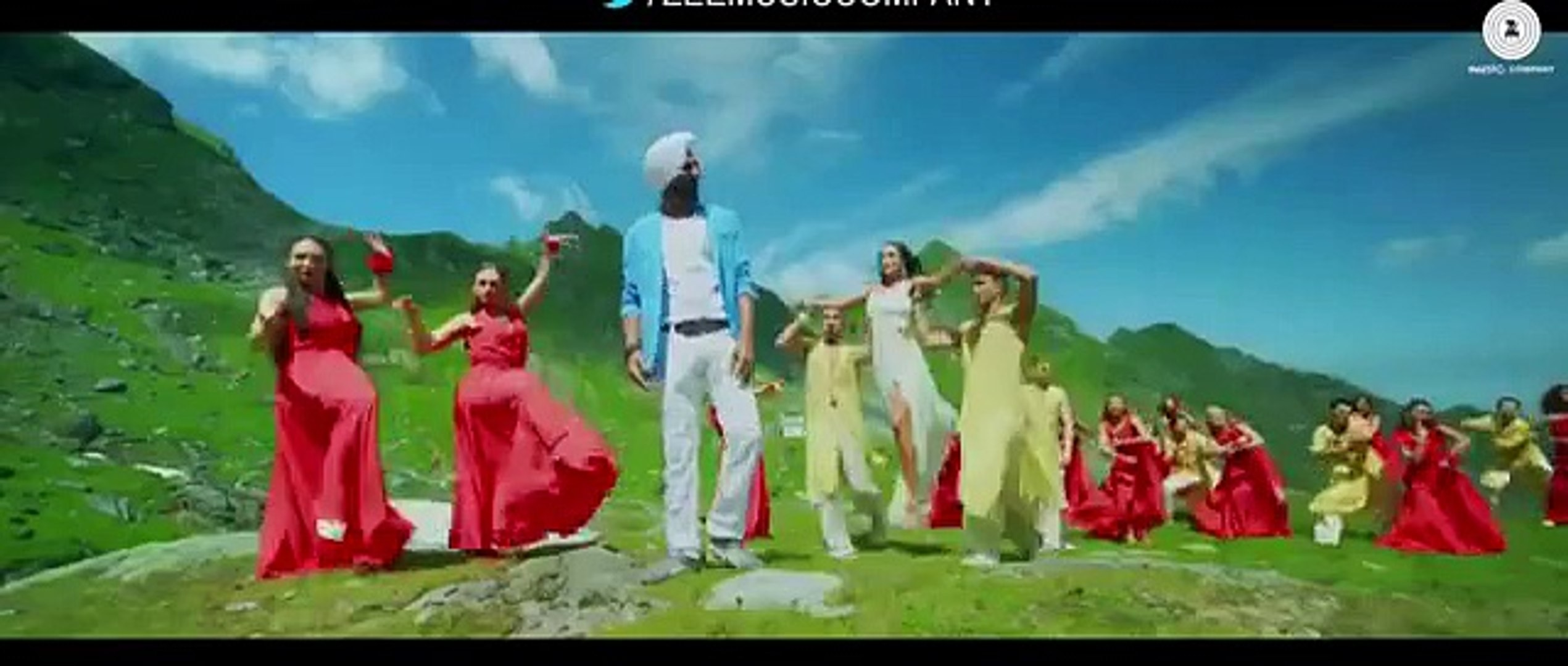 Dil Kare Chu Che - Official Video 2015 HD Music by Meet Bros. ft Paps - Singh Is Bliing - Akshay Kum