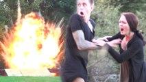 Roman Atwood fait croire à sa femme qu'il fait exploser son fils