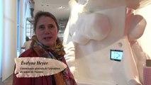 Au musée de l'homme, Evelyne Heyer télmoigne de la grande diversité langues !