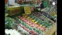 La inflación en China baja al 1,6%, mientras las empresas siguen disminuyendo los precios
