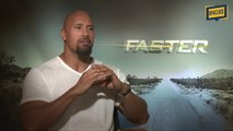 """""""THE ROCK"""" Dwayne Johnson in UP&CLOSE – """"Action driven by solid emotions"""", Dwayne"""