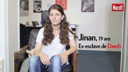 Moi, Jinan, 19 ans, esclave de Daech