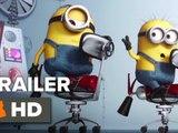 Minions Official Blu-Ray Trailer #1 (2015) - Sandra Bullock, Jon Hamm Animation HD