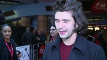 Ben Whishaw wants to be a cat