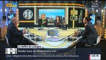 Emmanuel Lechypre: Le Havre profite très peu de toute activité générée par le port - 14/10