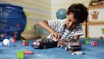 Impossible de crasher ces voitures et les enfants de sont pas trè content de !
