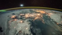 Epic Timelapse of Earth from the ISS