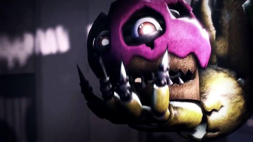 FNAF Animation [SFM FNAF] Five Nights at Freddys Animations