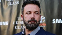 Ben Affleck Shaved His Beard and Looks Almost Unrecognizable
