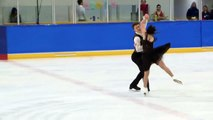 Manta / Johnson - USA  Short Dance