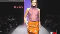 MASKA Autumn Winter 2000 2001 Milan 1 of 4 pret a porter woman by Fashion Channel