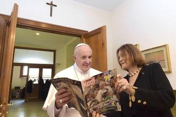 Les coulisses d'une rencontre exceptionnelle avec le pape François