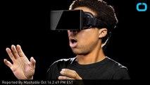 Virtual Reality Ping Pong With Mark Zuckerberg?