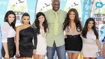 Somber Looking Kris Jenner Steps Outside Lamar Odom's Hospital