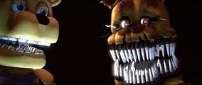 [SFM FNAF] Fredbear Meets Other Fredbears (Funny Five Nights at Freddys Animation)