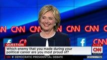 CNN Democratic Debate 2015: Bernie Sanders, Clinton, Omalley, Webb, Chafee debate 10/