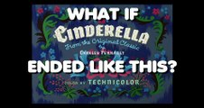 What if CINDERELLA Ended Like This  CINDERELLA Alternate Ending  how CINDERELLA should have ended