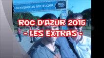 Roc d'Azur 2015 : les extras sans le VTT