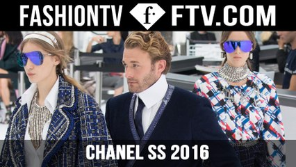 Chanel SS 2016  Chanel Airlines | FTV.com
