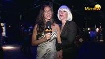 Miami TV  - Jenny Scordamaglia - Miami Fashion Week 2011 - Sports Illustrated Model