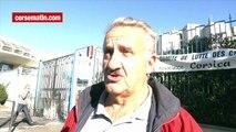 """Un bateau de 30 tonnes au fond du vieux port de Bastia : Pierre Astima """"j'ai tout perdu, je n'ai plus rien"""""""