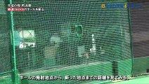 Samurai draws sword, slices 100 mph baseball in two