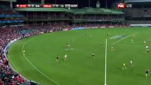 Awesome Aussie Rules Football Catch
