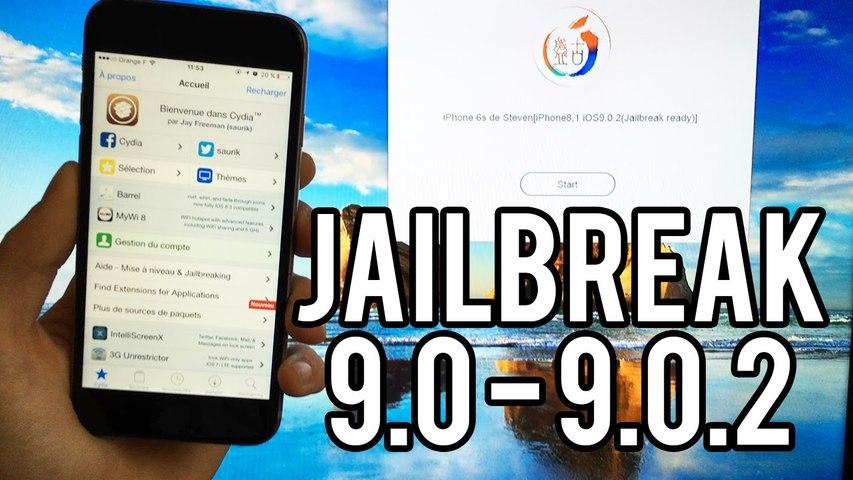 PanGu : iOS 9 0 2 Jailbreak Untethered pour iPhone, iPad, iPod touch