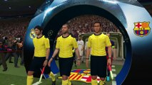 PES 2016 PS4 Gameplay - FC Barcelona Vs Real Madrid - UEFA Champions League - Dailymotion