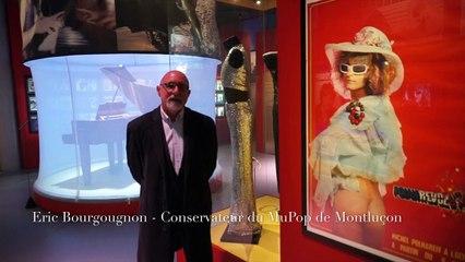 Eric Bourgougnon - Conservateur du Musée des musiques populaires de Montluçon (MuPop)