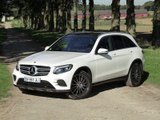Essai Mercedes GLC 220d 4Matic Fascination 2015