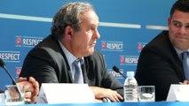 Foot - Fifa - Uefa : Les Européens derrière Platini ?
