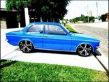 Wolf Movies - Chevette Turbo e muito baixo nas fixa - Drift Suspension S.C.S