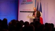 Présentation par Jean-Paul Guillot de la Conférence sur l'emploi dans le spectacle