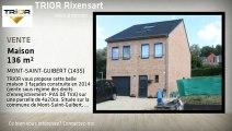 A vendre - Maison - MONT-SAINT-GUIBERT (1435) - 136m²