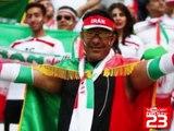 دختر های خوشگل ایرانی حاضر در جام جهانی dokhtar