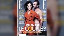 """Cantona ose le nu en une de """"Elle"""", pas sa femme"""