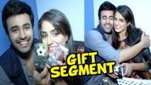 Pearl Puri and Asmita Sood aka #Mehbeer Receive Gifts From Fans | Gift Segment