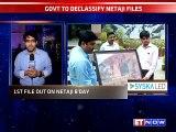 Government To Declassify Some Netaji Files
