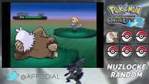 UN CRÉHELF SAUVAGE APPARAIT ! | Pokémon Noire 2 Nuzlocke Random